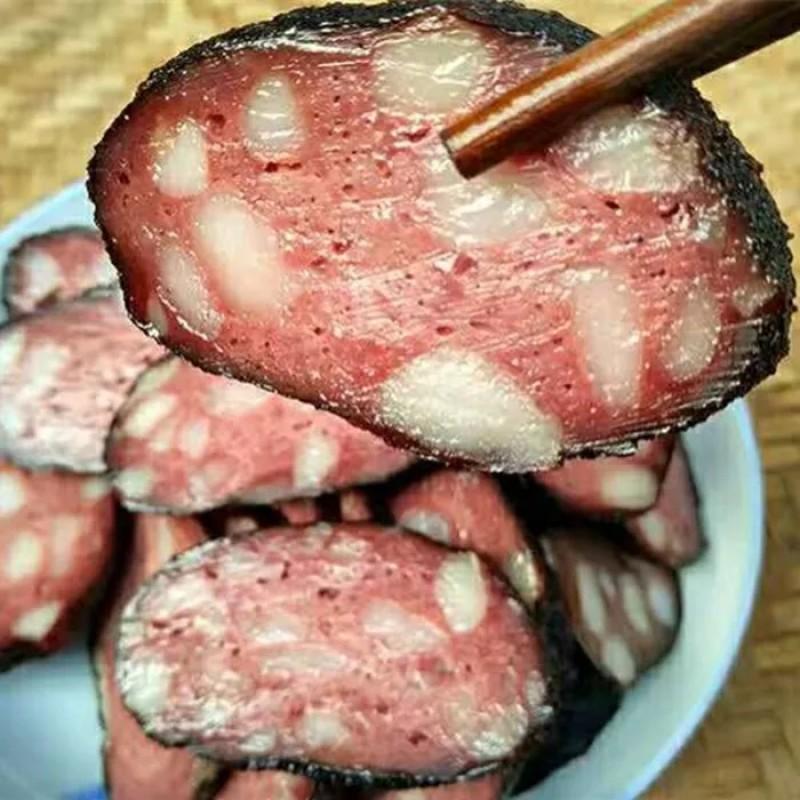 城步县红薯妹-苗寨猪血丸子4个