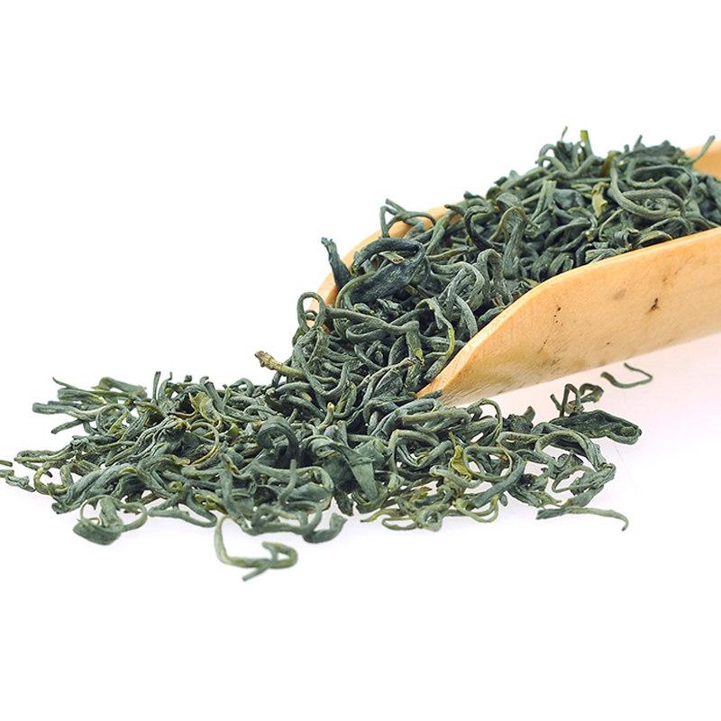 神农架野生茶2020新茶湖北绿茶茶叶散装炒青绿茶500g