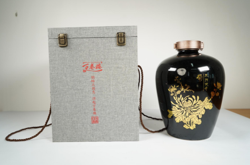仪陇县纯粮酿造万卷楼5斤装窖藏52度清香型白酒780元/坛