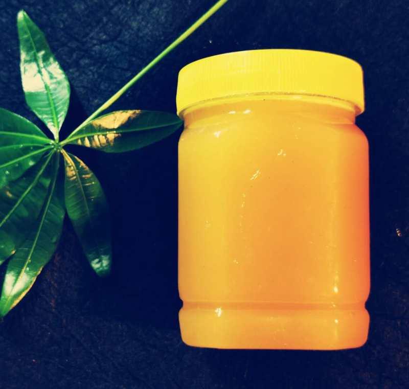 百花黄-中蜂蜜