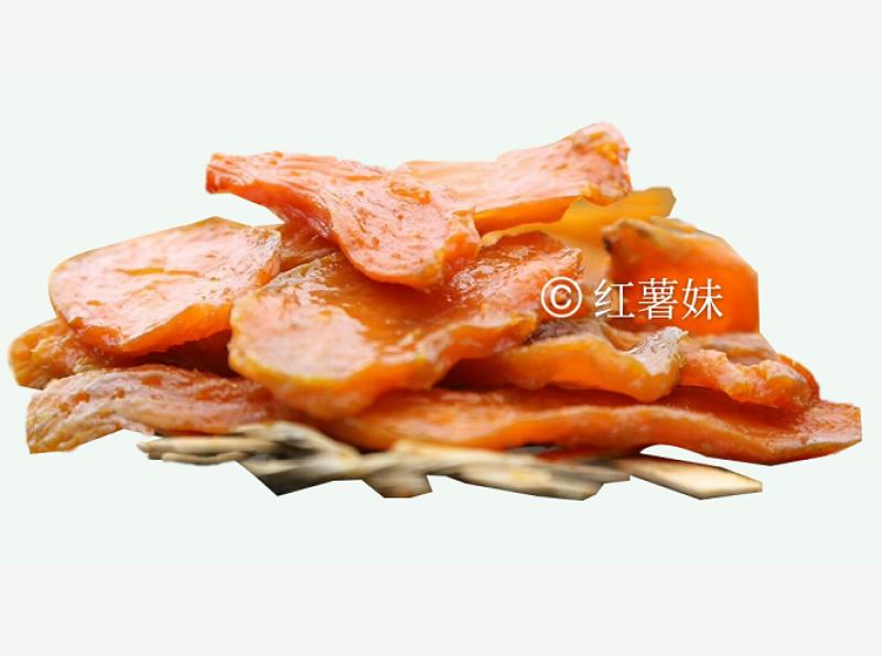 城步县红薯妹-苗山薯干普通装100g*3包