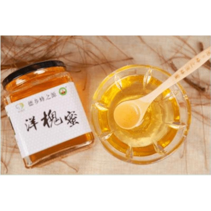 德乡蜂之源 洋槐蜜 500g/瓶